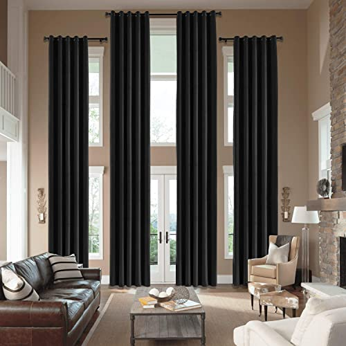 cololeaf Indoor Extra Wide Curtain