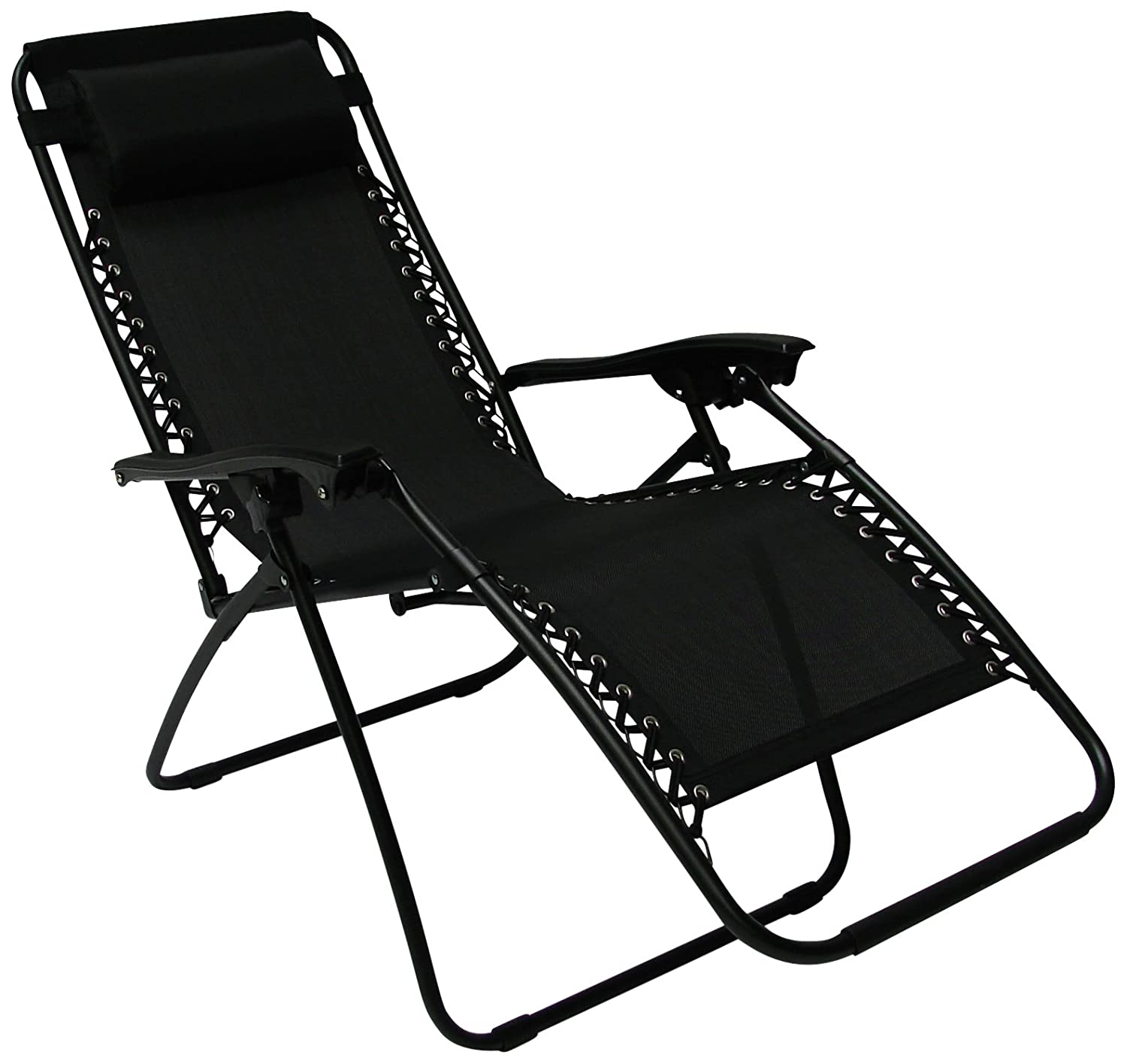 RoyalCraft Zero Gravity Relaxer Black Amazon Garden & Outdoors