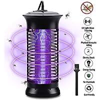Lámpara Antimosquitos Portátil, Antimosquitos Electrico Asesino de Insectos