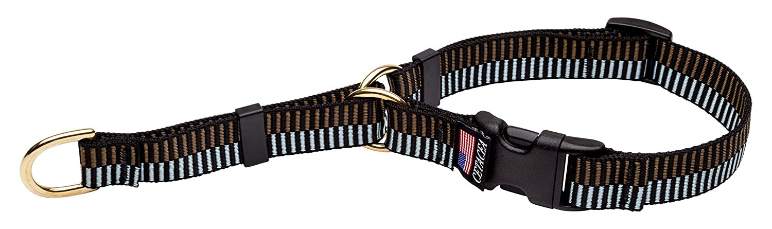 Cetacea Soft Martingale Collar with Quick Release, Step 5, X-Large