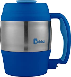 Bubba Classic Insulated Desk Mug, 52 oz, Cobalt