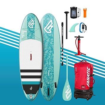 Fanatic 2019 - Juego de Tablas de Surf inflables de 9 pies con ...