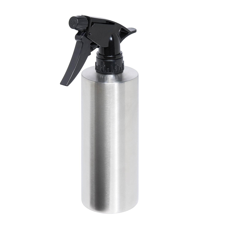 Honey-Can-Do KCH-01085 Stainless Steel Spray Bottle, 14-Ounce Honey-Can-Do International