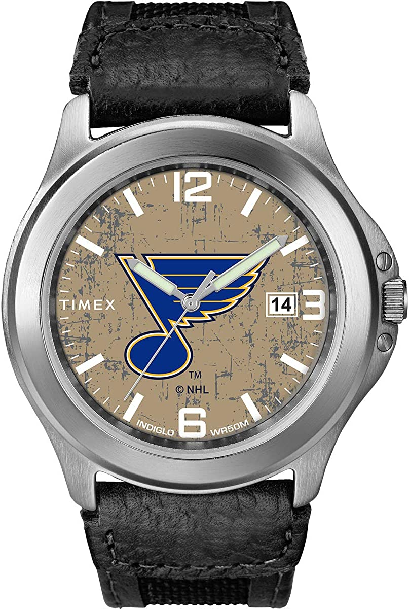 Timex NHL Tribute Collection Old School Reloj