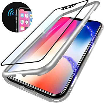 coque 360 iphone x magnetique