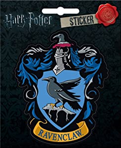 "Ata-Boy Harry Potter Ravenclaw Crest 4"" Full Color Sticker"
