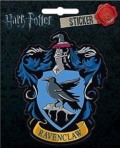 "Ata-Boy Harry Potter Ravenclaw Crest 4"" Full Color Sticker"