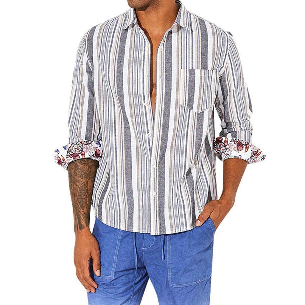Mens Hipster Hip Hop Elong Longline Crewneck T-Shirt Gray by Donci T Shirt