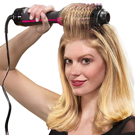 Amazon.com  Revlon One-Step Hair Dryer   Volumizer  Beauty 96f5a45561