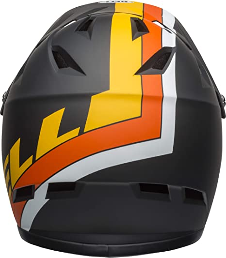 Amazon.com: Bell Sanction BMX/Downhill Casco: Sports & Outdoors