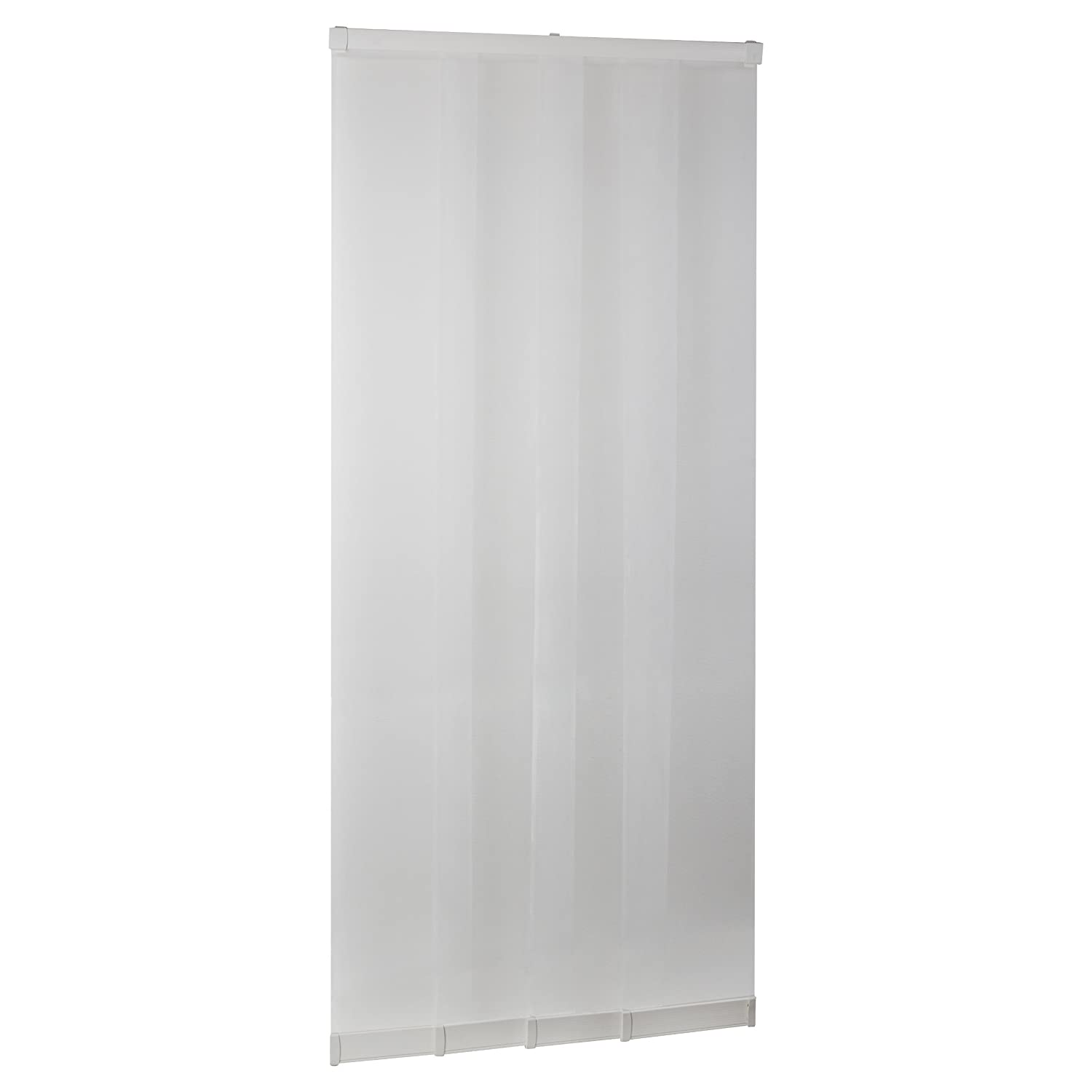 Tesa Mosquito, Fly And Insect Slatted Door Curtain 0.95 M X 2.2 M (max) White