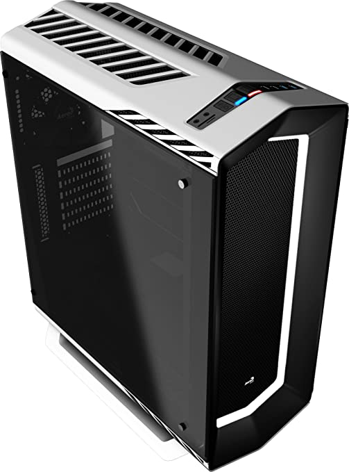 10 opinioni per Aerocool P7-C1-WG Case ATX per PC, Bianco