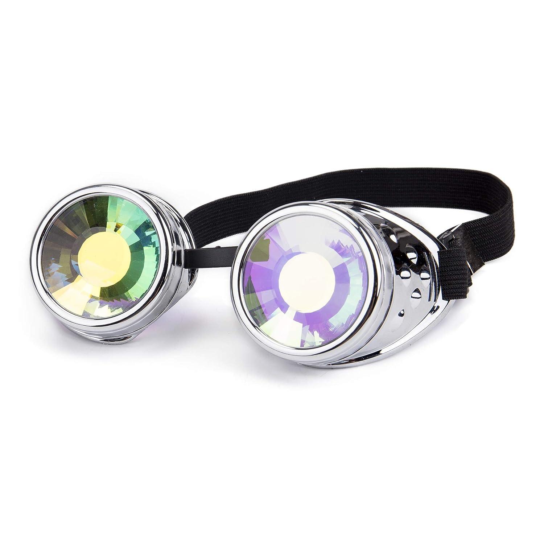 gafas estilo steampunk