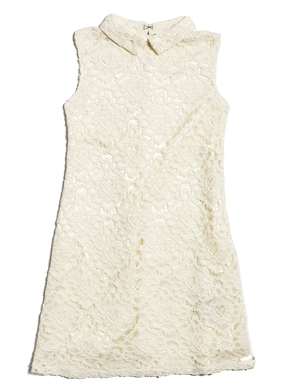 Guess Robe Fille J82K50WA1W0 Marciano Blanc Taille 8