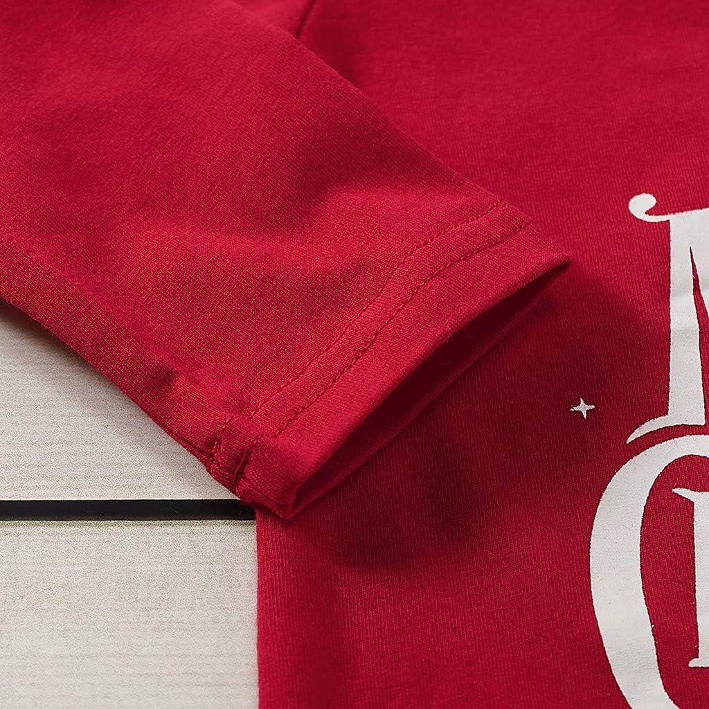 Christmas Print Romper Tops Elk Long Sleeve Outfits Set Newborn Baby Boys Girls Clothes My First Christmas Armilum Christmas Newborn Outfit Set