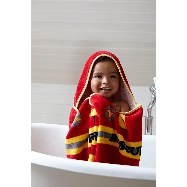 Mothercare Fireman Dress Up Toddler Towel