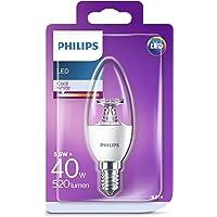 Philips 929001206058 Led Mum Ampul B35 E14, 40 Watts