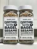 Trader Joe's 621-TJ-SESAME-2 Everything but the Bagel Sesame Seasoning Blend (Pack of 2)