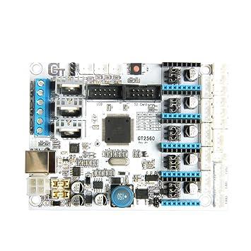 Alftek GT2560 - Placa base para impresora 3D: Amazon.es: Electrónica