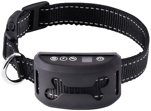 Bark Collar Rechargeable Anti Dog Bark Collar Review