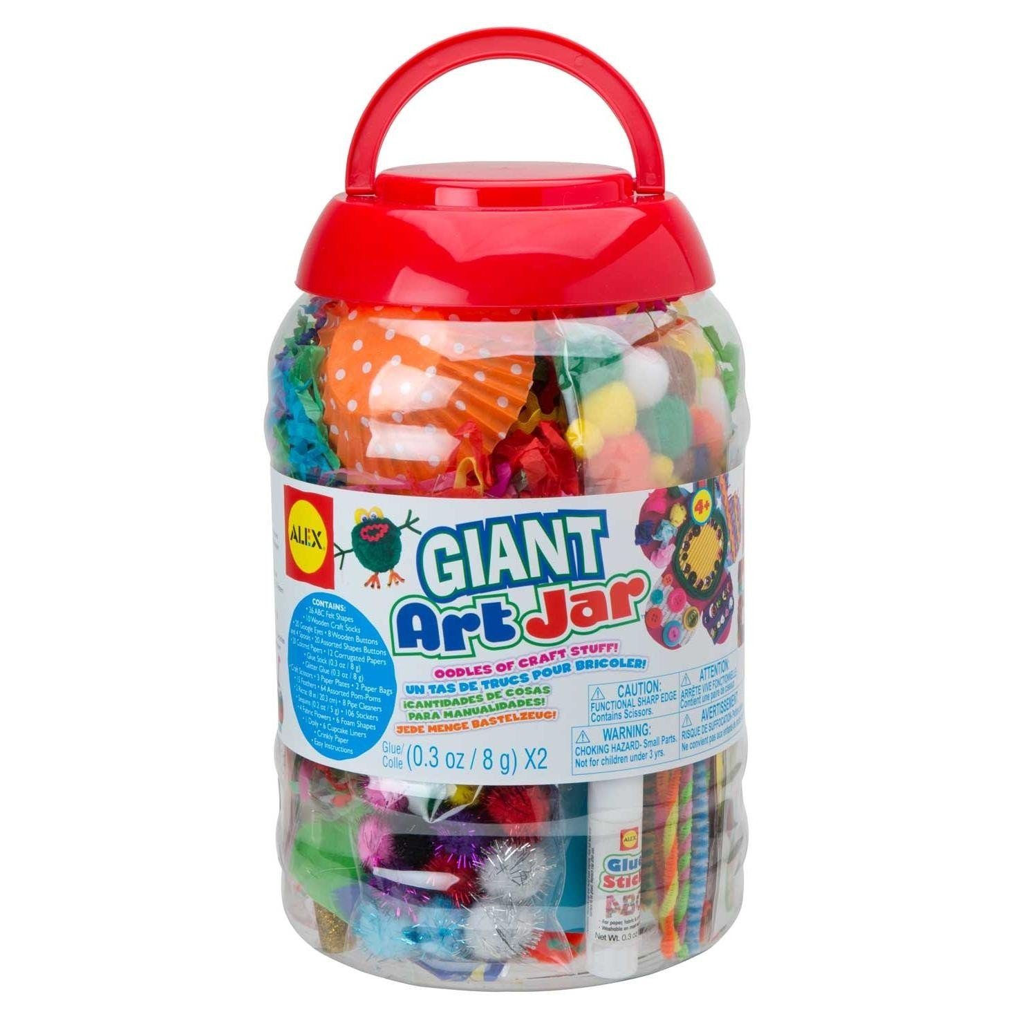 ALEX Toys Craft Giant Art Jar 170N