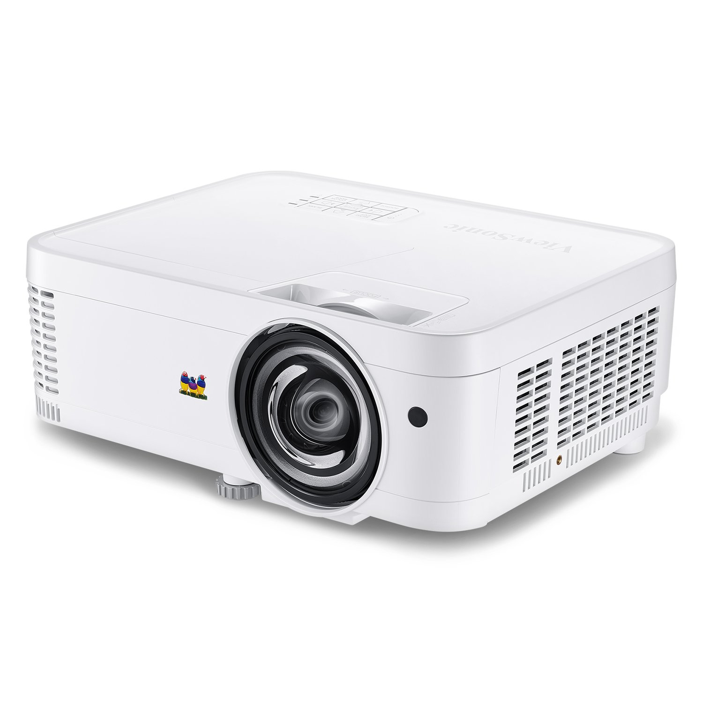 ViewSonic PS600W Proyector de Red WXGA 3500 lúmenes Corto Alcance ...