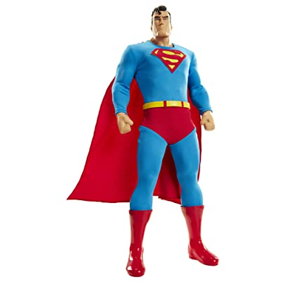 BIG-FIGS Tribute Series DC Originals 18-Inch Superman: Toys & Games