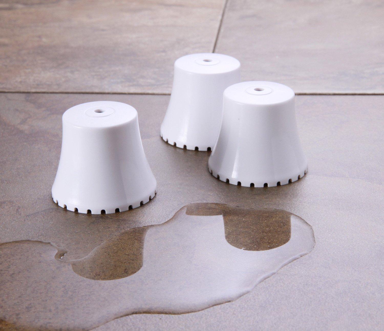 Flood Buzz Water Leak Detector Sounds Alarm (Set of 3) by ARCHETYPE LTD