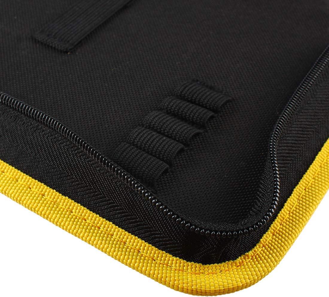 Andux Zone Tool Kits Organize Storage Pouch Tool Case with Zipper WJSNB-02 L