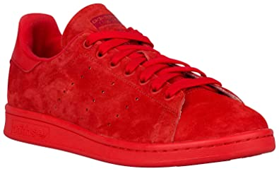 adidas スニーカー スタンスミス 赤