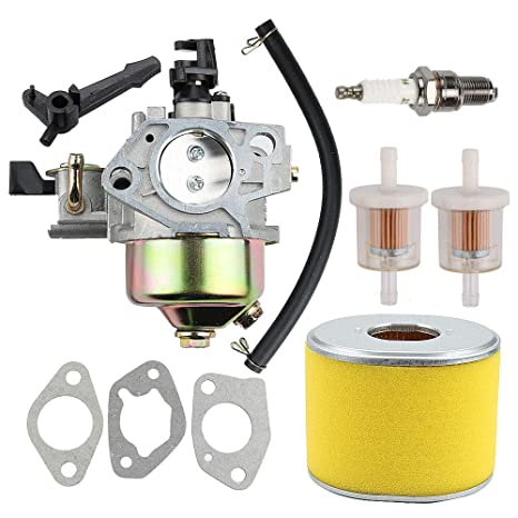 71nDaNBA7fL._SX466_ amazon com allong carburetor air filter fuel line carb for honda