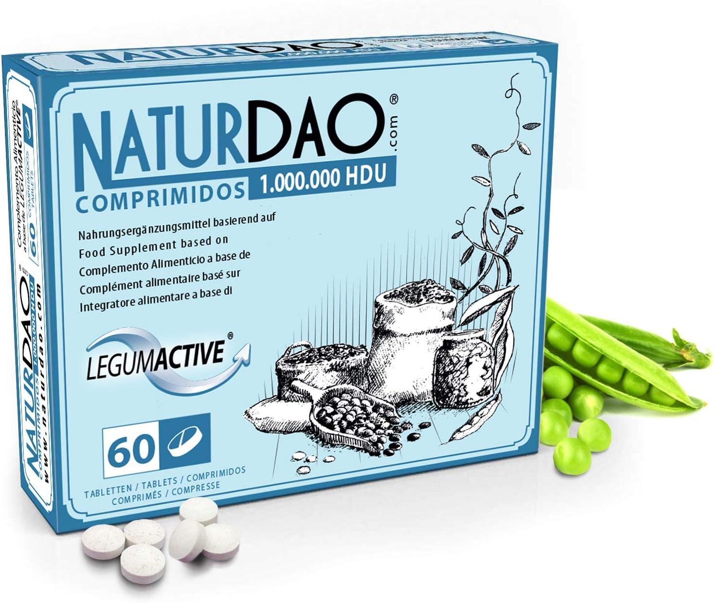 NATURDAO 60 Kapseln Histaminintoleranz