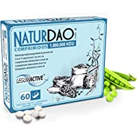 NATURDAO – 60 tabletter – vegetabilisk DAO – DAO-brist – histaminintolerans