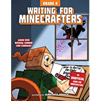 Writing for Minecrafters: Grade 4: Grade 4