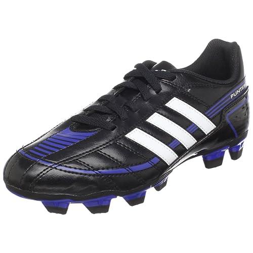 3c913babc Adidas Puntero VI TRX FG Soccer Cleat (Little Kid Big Kid) Black ...