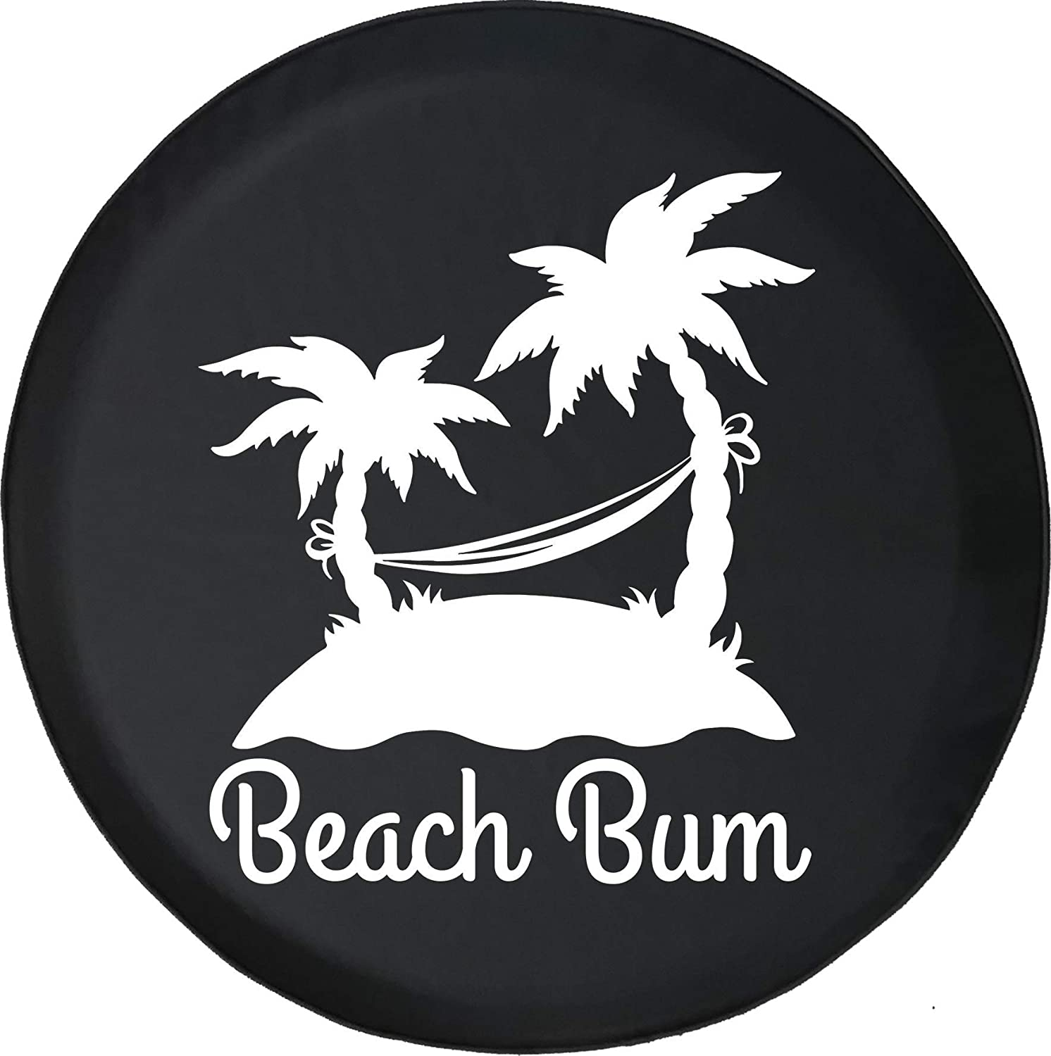 American Unlimited Mountains are Calling I Must Go Scenic Quote Travel Adventure Spare Tire Cover Black 28 in Fits: Jeep Wrangler Accessories or SUV Camper RV