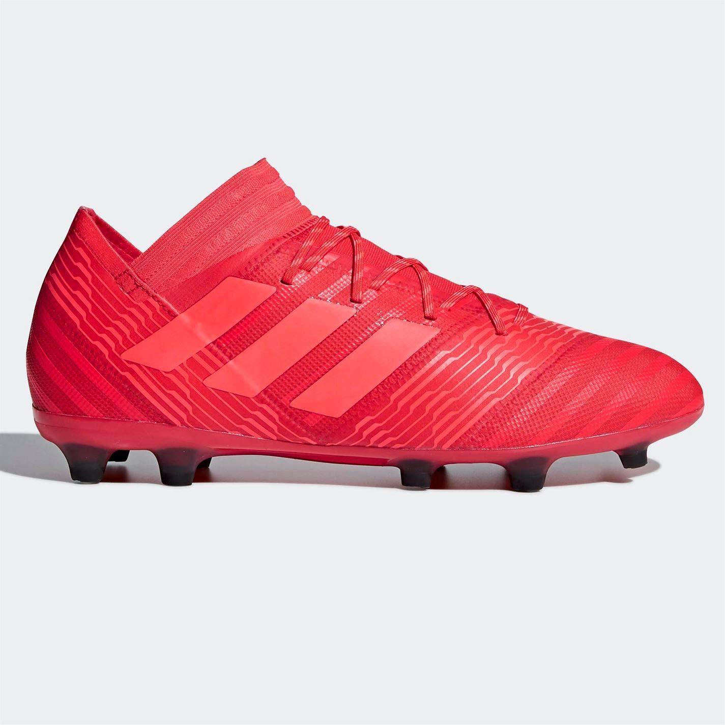 rouge 39 EU Official , Chaussures de Football pour Homme