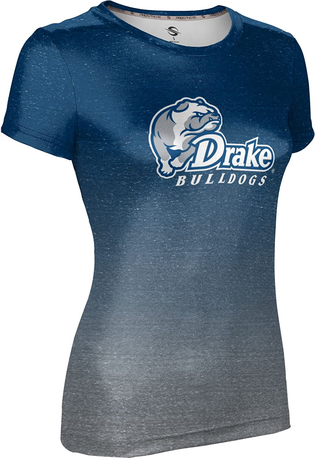 Ombre ProSphere Drake University Girls Performance T-Shirt