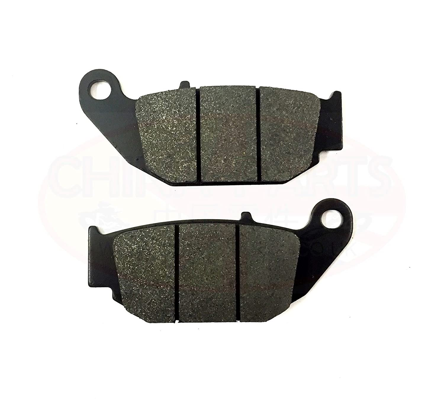 semi-metallic AHL Motorcycle Front /& Rear Brake Pads Disc for Honda CBR1100 Blackbird XX 11//11XX 1997-2008