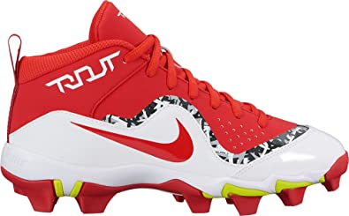 170bdf5dd110 Image Unavailable. Image not available for. Colour: NIKE Kids' Force Trout  4 Keystone Baseball Cleats ...