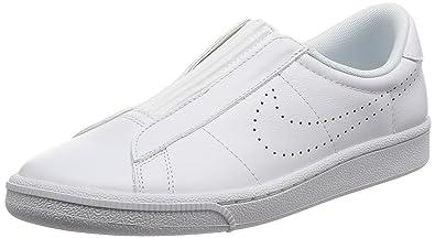 hot sales 4294f 6b322 Nike Women s WMNS Tennis Classic Ease White Shoes-4 UK India (37.5 EU