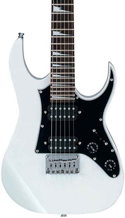 Ibanez GRGM21WH MIKRO Electric Guitar White