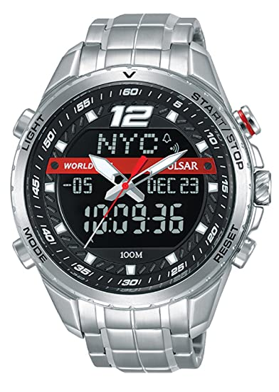 Pulsar Accelerator relojes hombre PZ4025X1