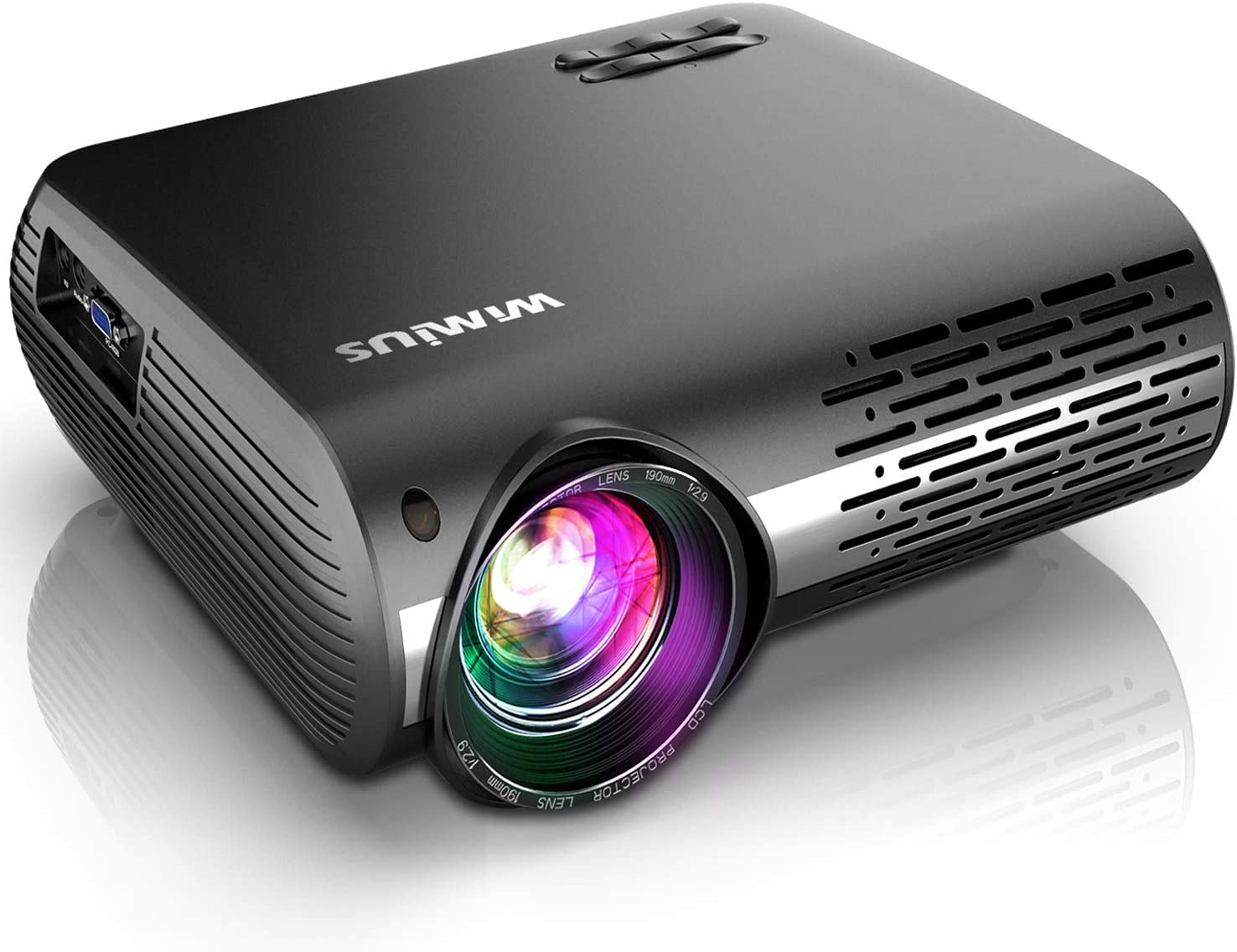 WiMiUS New P20 Projector