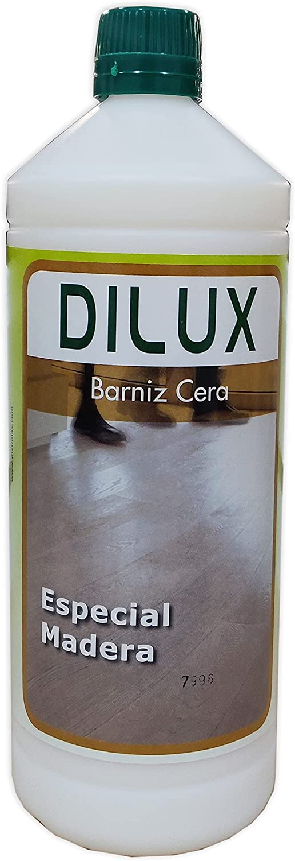 Dilux 8423070421902 Cera Dilux 1 Litro Madera 1000 ml
