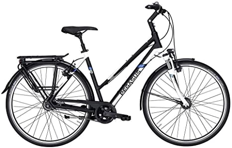 Pegasus Premio SL Sport Mujer bicicleta trekking 28 pulgadas 8 ...