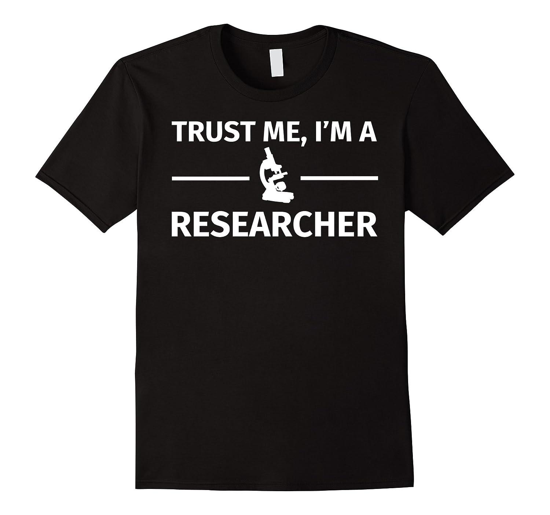 Researcher Geek - Trust me Im a Researcher-TJ
