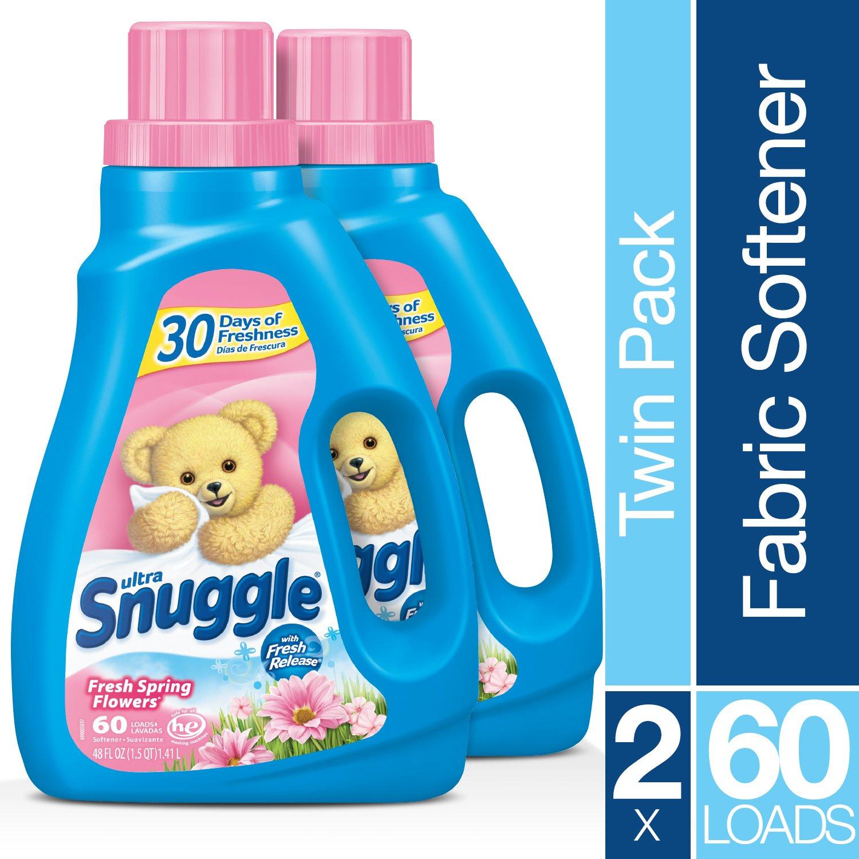bab881ec93 Amazon.com  Snuggle Liquid Fabric Softener with Fresh Release