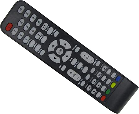 HCDZ Replacement Remote Control for Proscan PLEDV2488A-H PLEDV2488A-C PLEDV2488A-Q PLEDV2213A PLEDV1945A-D PLDV321300-B Smart LCD LED HDTV TV