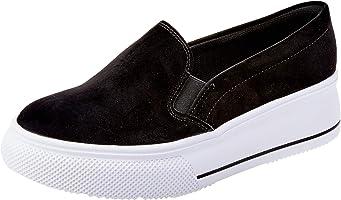 Sapato Casual Nobuck Nice Glam Beira Rio Feminino